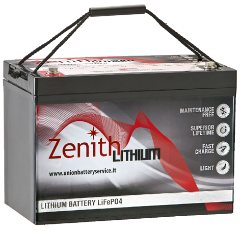 zenith lithium batterie lifepo4 60 ah 12 v. Black Bedroom Furniture Sets. Home Design Ideas