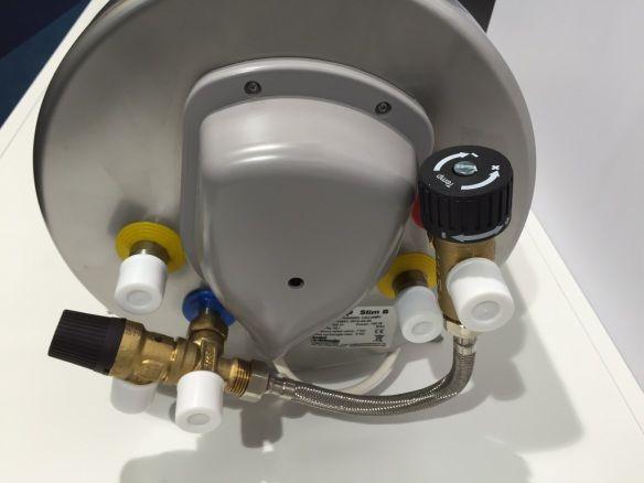 Isotemp Slim 15 Warmwasserboiler incl Mischventil