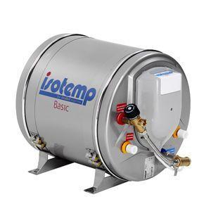isotherm Isotemp Basic 24 Warmwasser Boiler inkl. Mischventil und 230 Volt