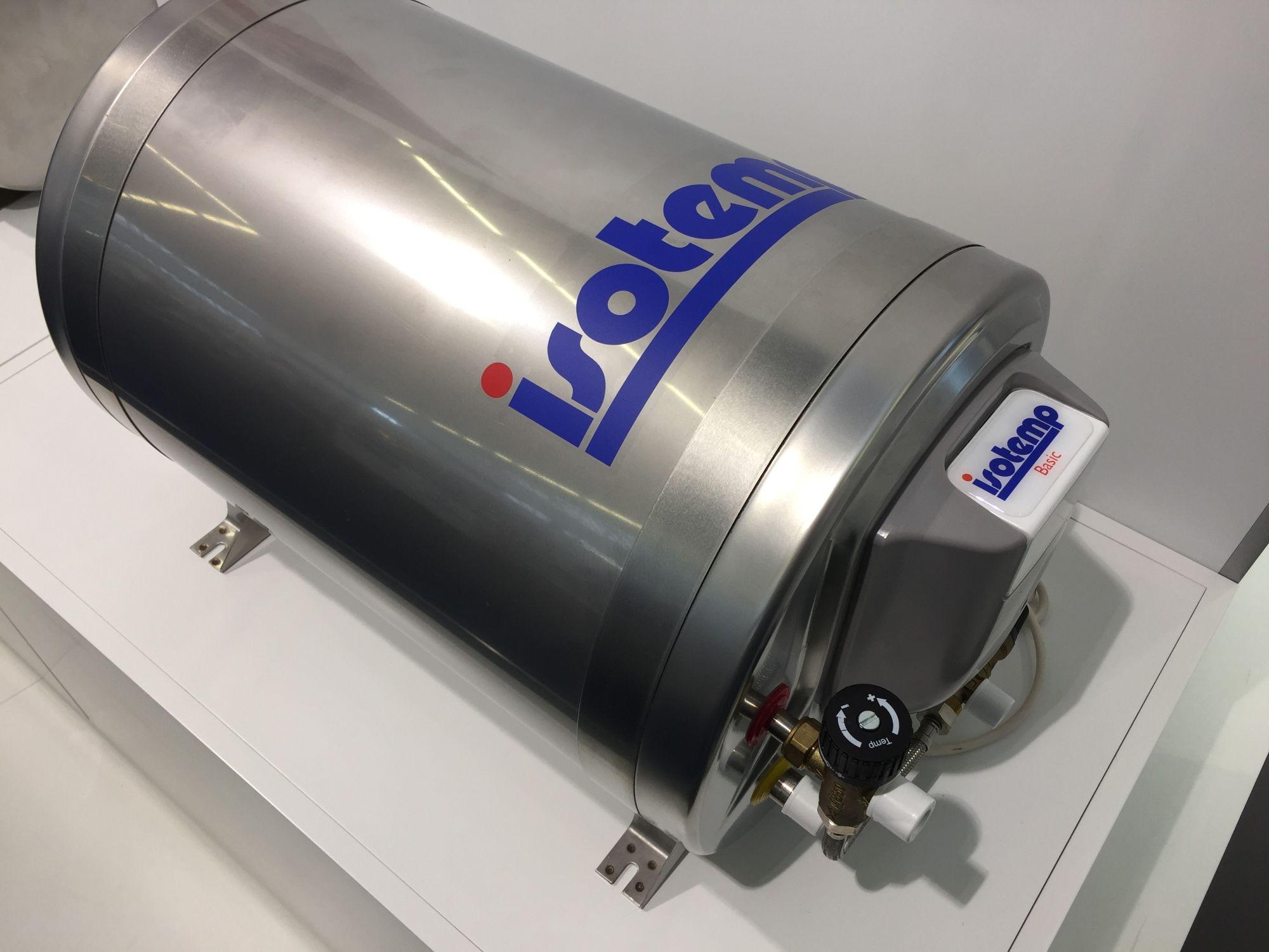 isotherm Isotemp Basic 40 Warmwasser Boiler mit Mischventil