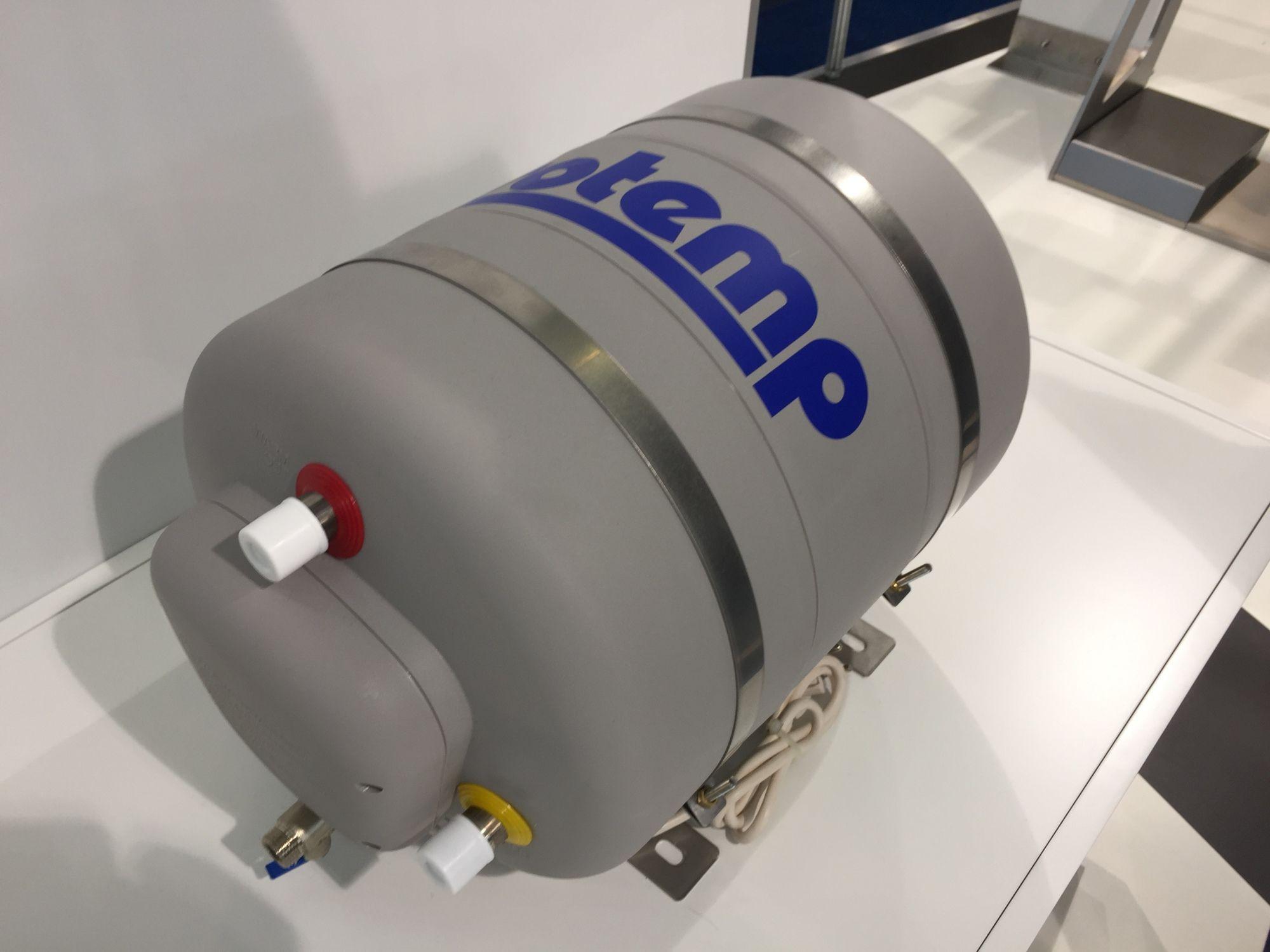 isotherm Isothemp Boiler SPA 20 Liter inkl. Mischventil