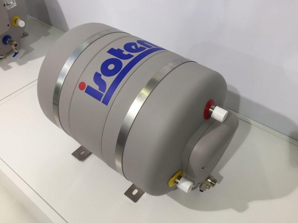 isotherm Isothemp Boiler SPA 25 Liter inkl. Mischventil