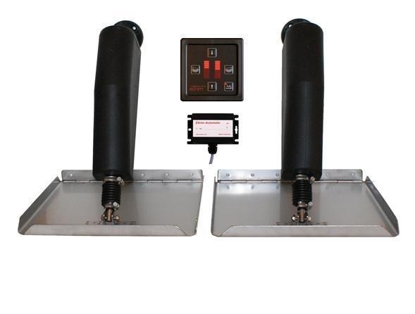 Eltrim OL/HF Größe 1 Trimmklappen elektrisch