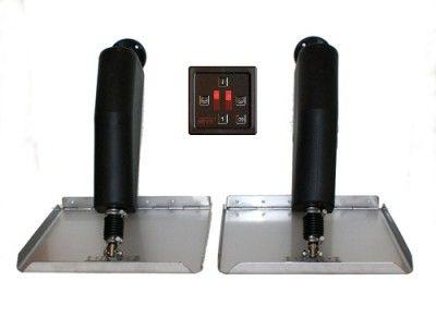 Eltrim OL/HF Größe 3 Trimmklappen elektrisch