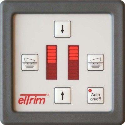 Eltrim OL/HF Größe 6 Trimmklappen elektrisch
