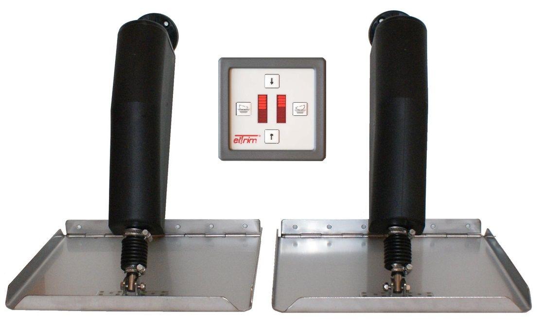 Eltrim ST Größe 1 Trimmklappen elektrisch