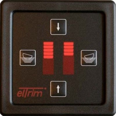 Eltrim ST Größe 3 Trimmklappen elektrisch