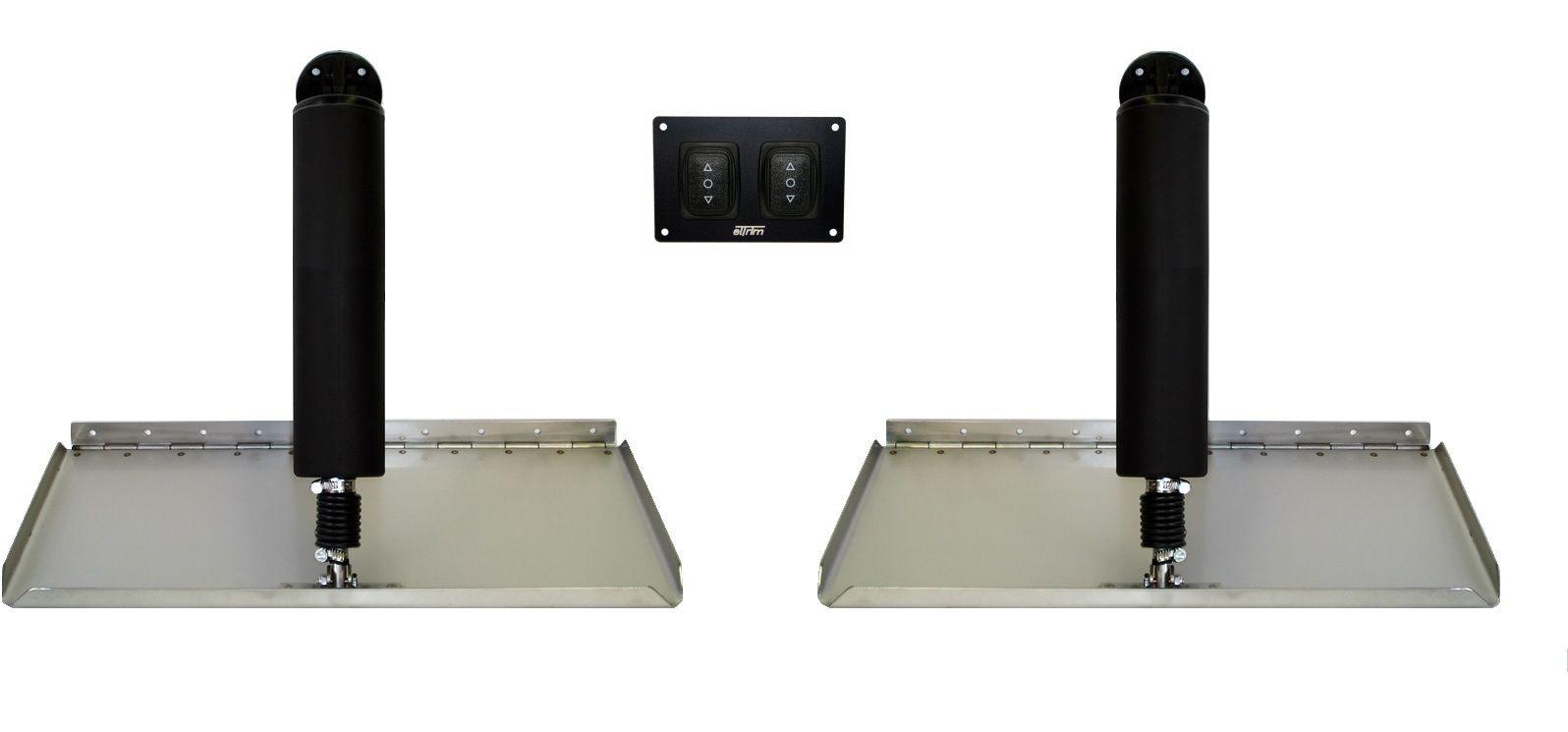 Eltrim WO Größe 2 Trimmklappen elektrisch