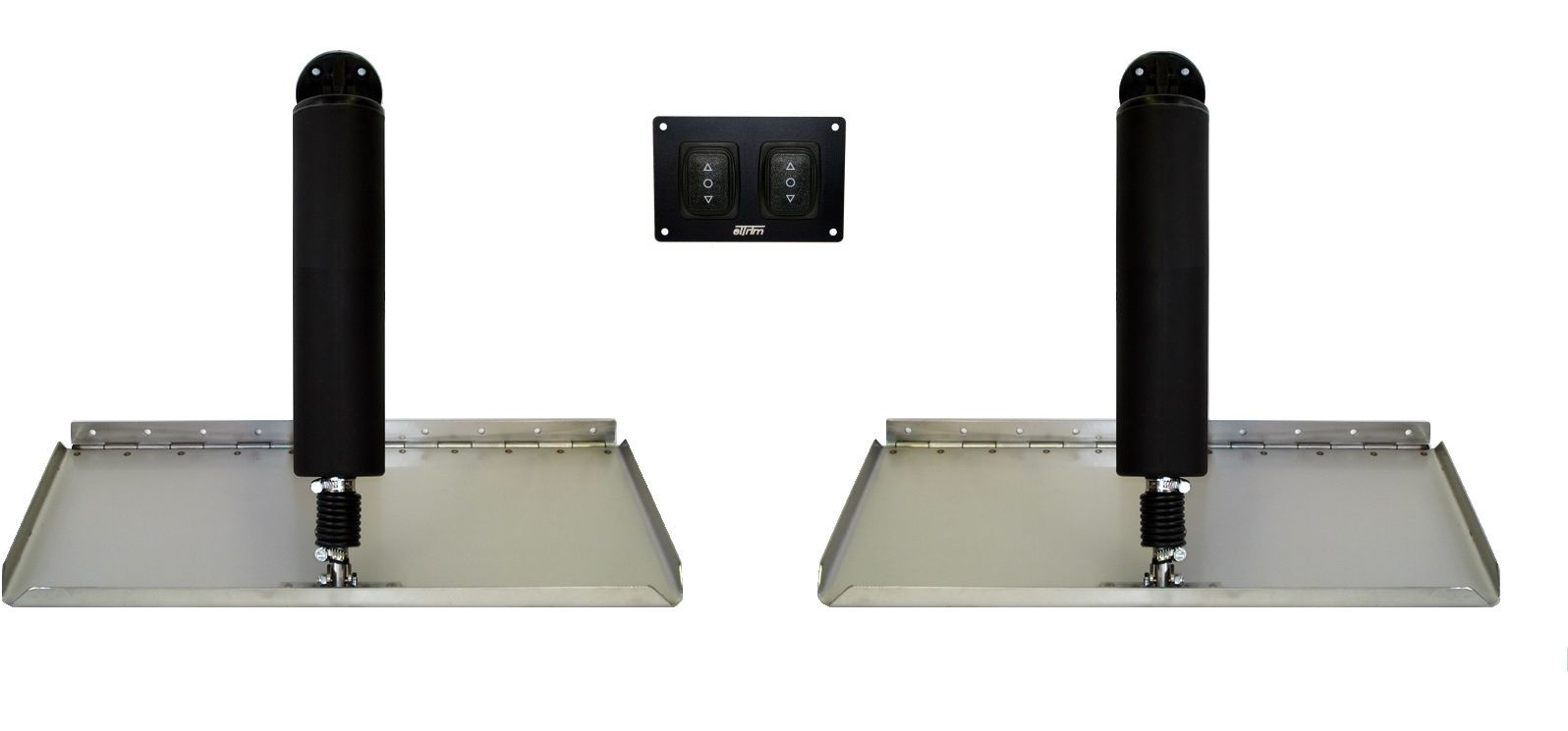 Eltrim WO Größe 3 Trimmklappen elektrisch