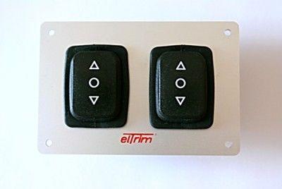 Eltrim WO Größe 5 Trimmklappen elektrisch