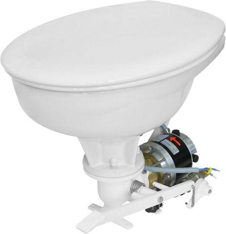 Rheinstrom Y10 elektrische Toilette mit Master Becken