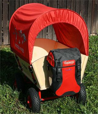 Eckla Gepäcktasche für Bollerwagen