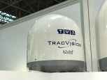 KVH TracVision TV 3 (M3) Single LNB mit IP-TV-Hub B