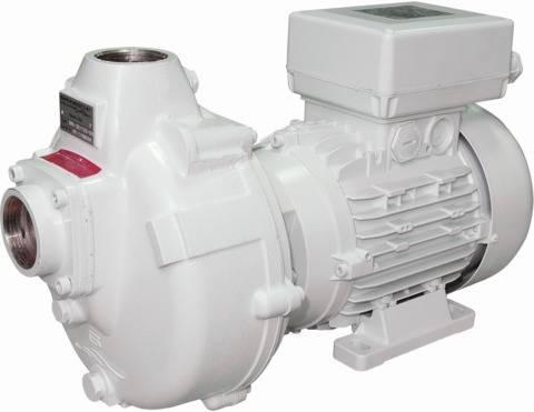 Rheinstrom Lenz-und Deckwaschpumpe BMA-S 40/140, 24V, 1.5kW
