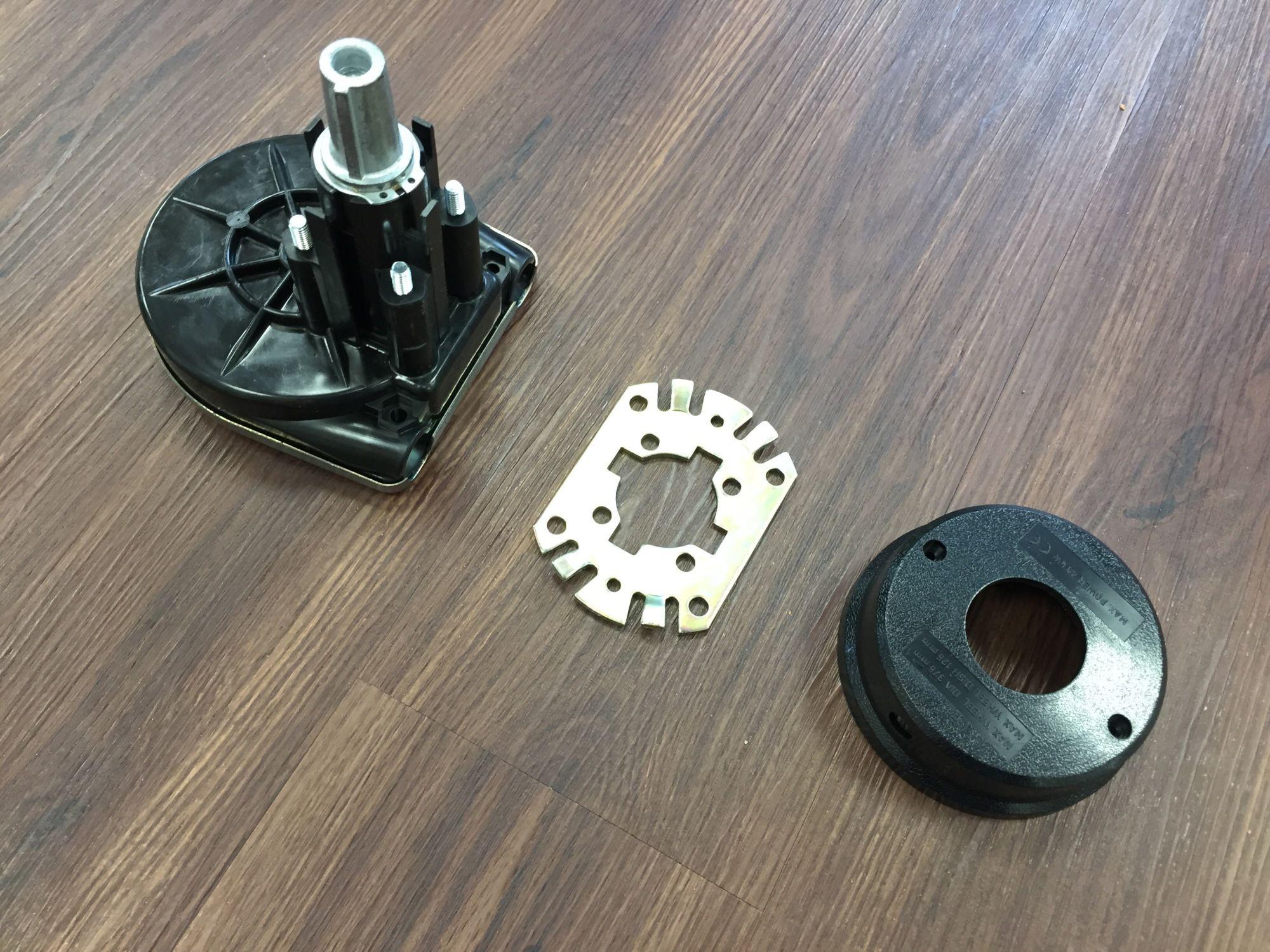 allpa teleflex lenkung compact t lenksystem bis 55 ps 6 20. Black Bedroom Furniture Sets. Home Design Ideas