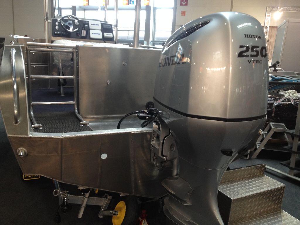 Honda BF 250D iST XDU Außenborder elektronischer Schaltung