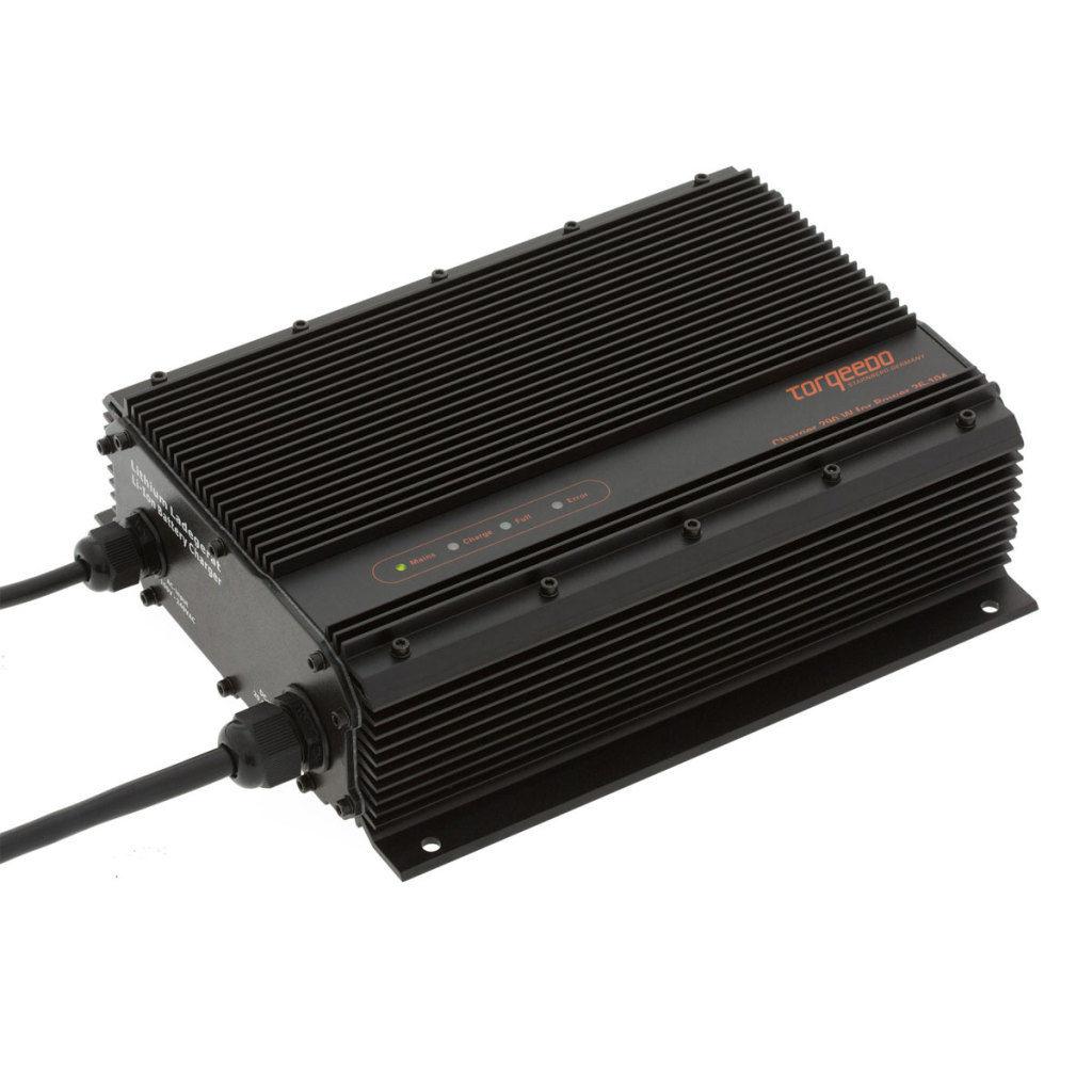 Torqeedo Ladegerät 350 W für Power 26 -104 Batterie