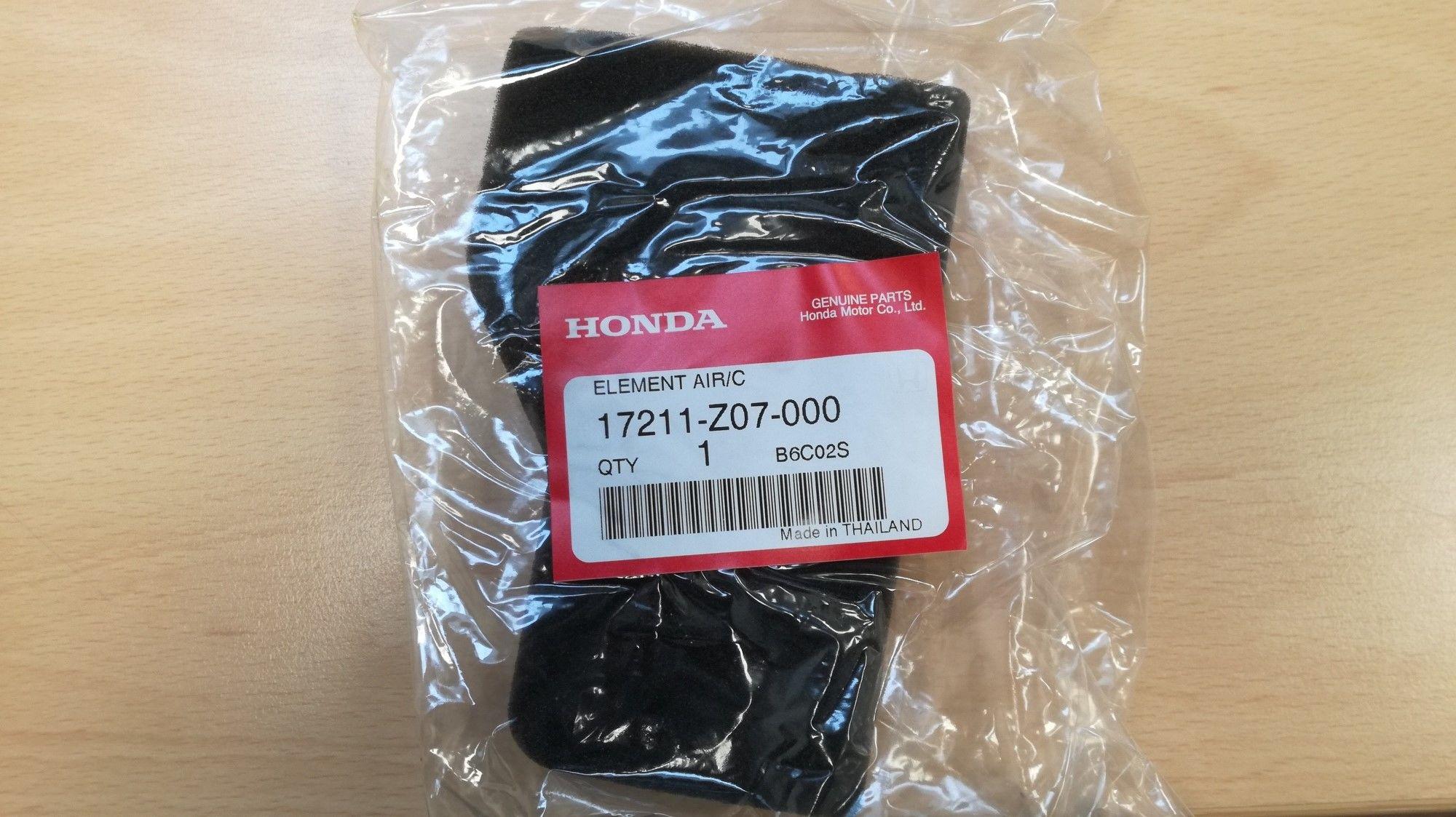 Honda Luftfilter 1 für EU 20i & EU 22i