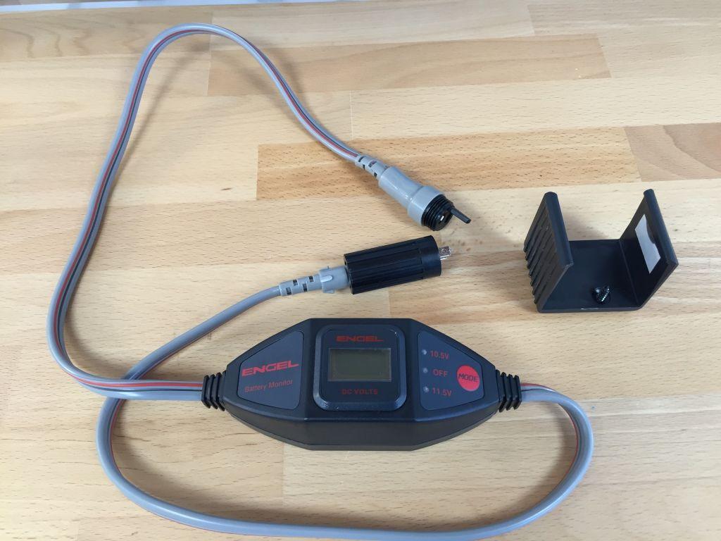 Engel Original Batteriewächter Monitor für alle Kühlboxen