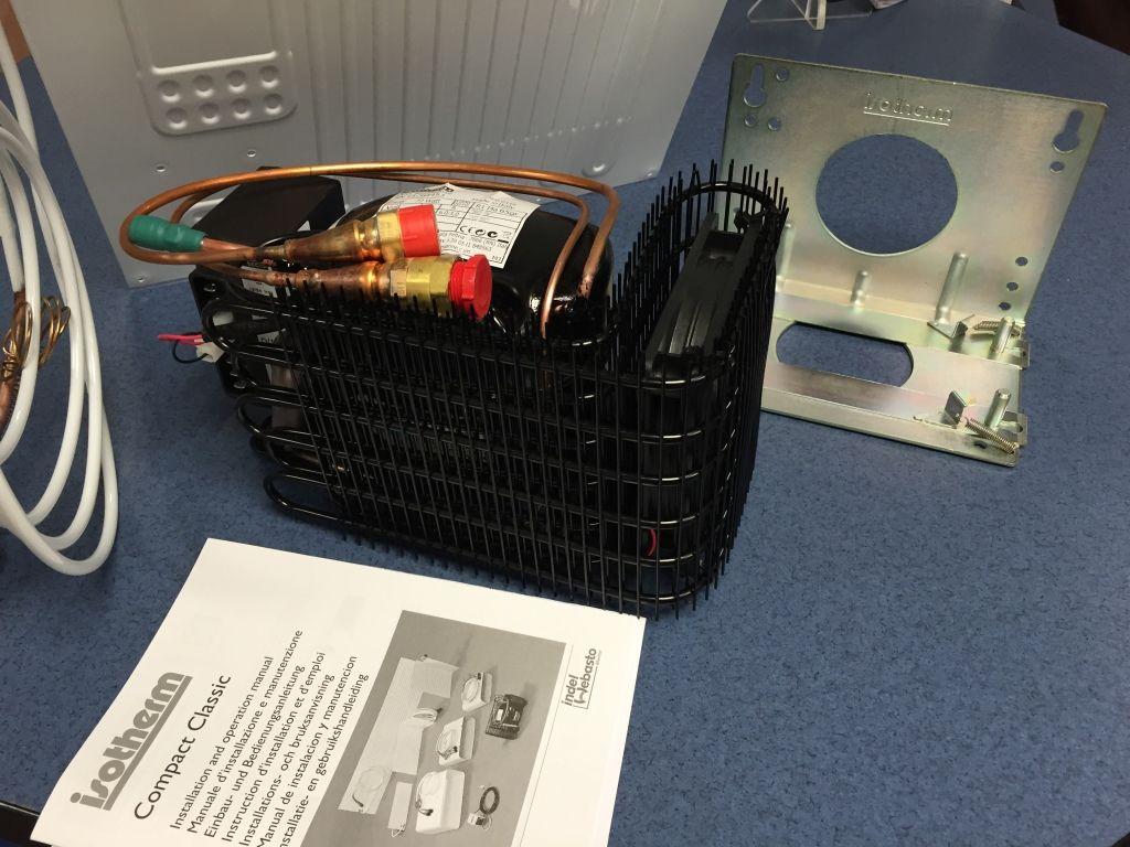 isotherm GE 80 Compact Kühl Kompressor inkl.Verdampfer