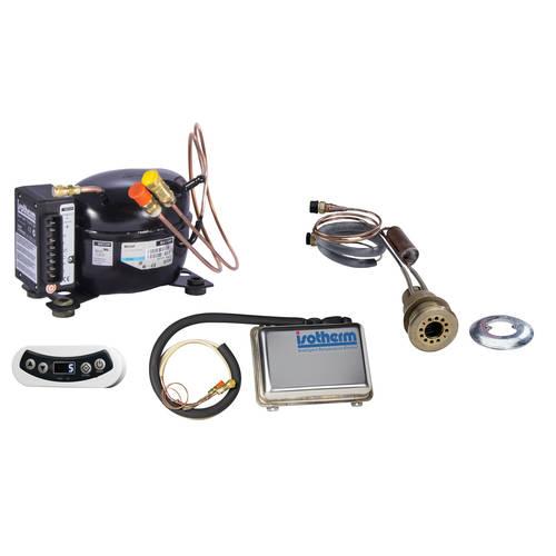 isotherm Isotherm 3251 SP Kühl-/Gefrieranlage ITC+