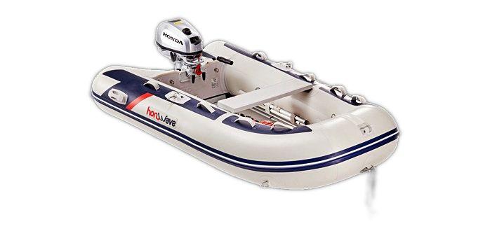 Honda Honwave T25 AE3 Schlauchboot Mod.2021