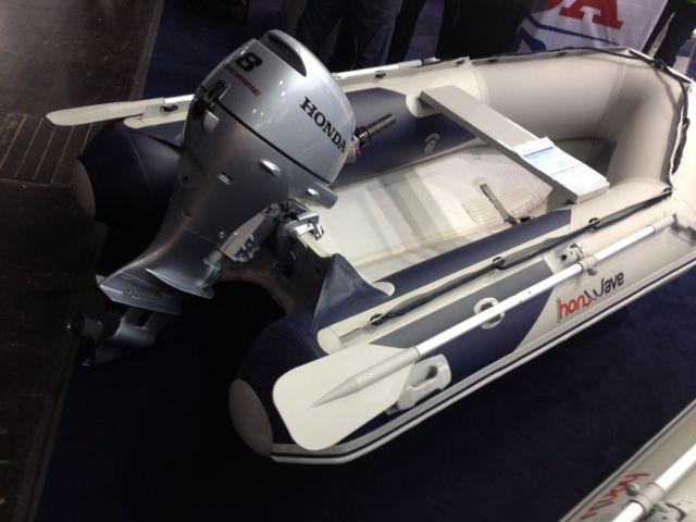 Honda Honwave T 27 IE2 Hochdruck-Boden
