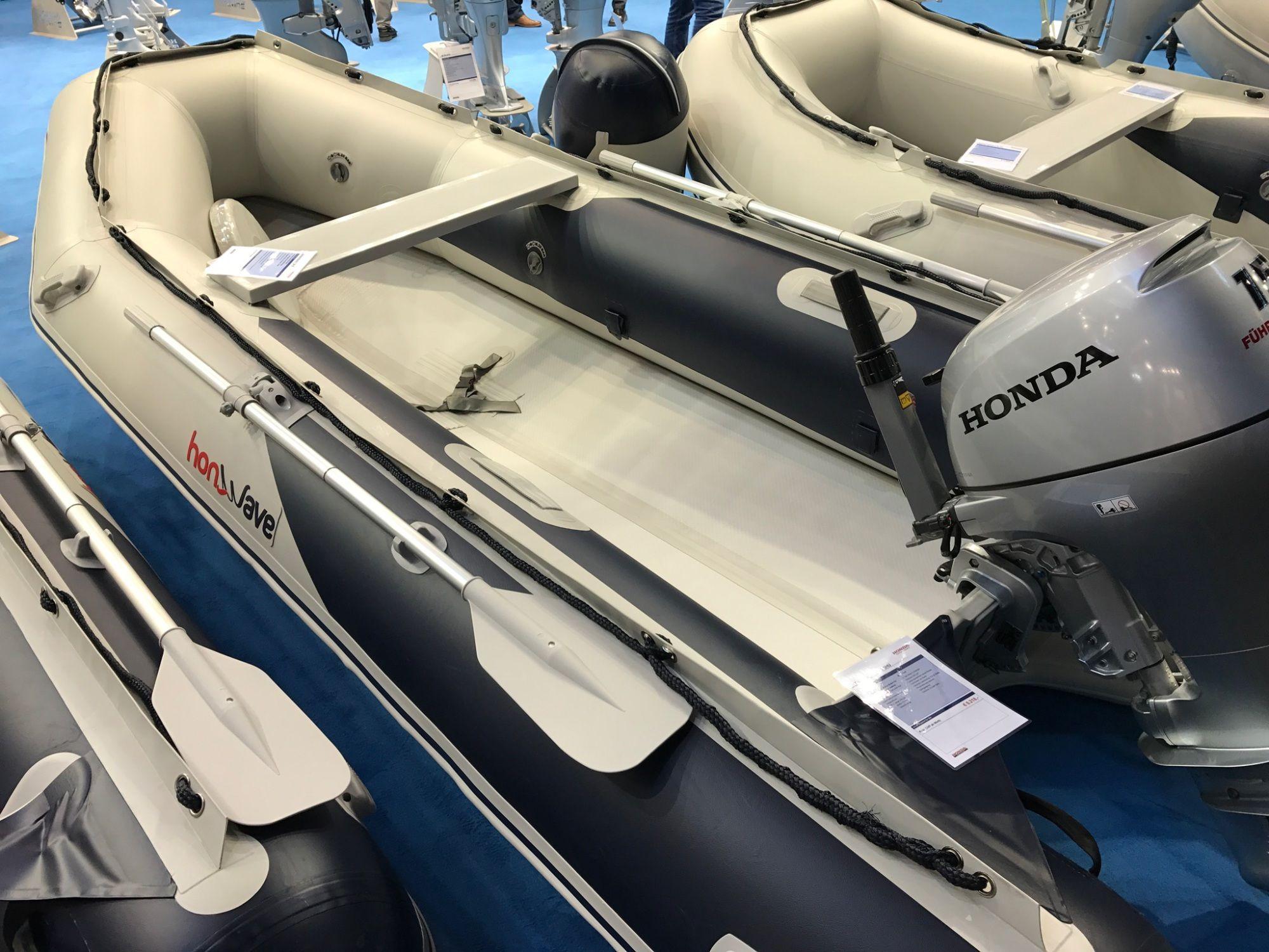 Honda Honwave T 38 IE2 Hochdruck-Boden