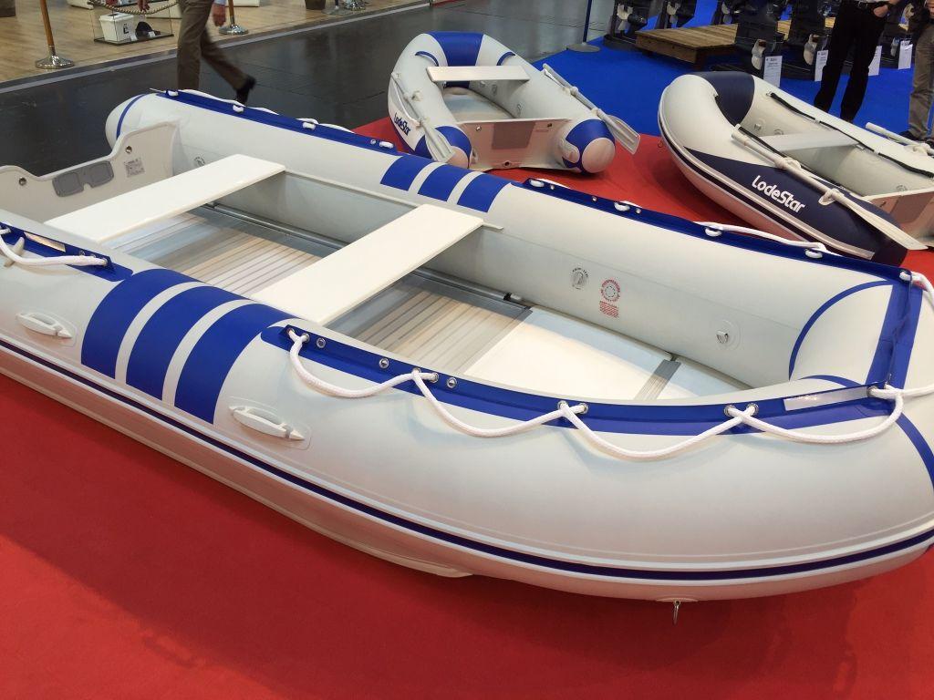 Lodestar TriMAX ALU 430 Schlauchboot
