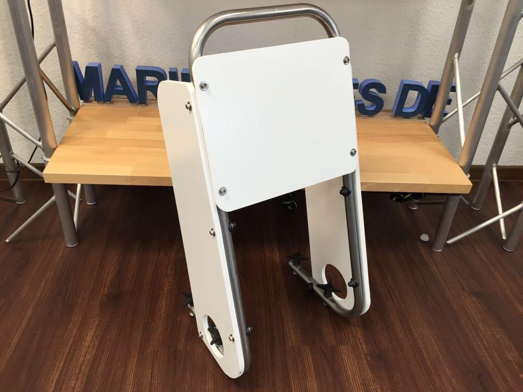 Ma-Sa Schlauchboot Lenkung Steuerstand PVC