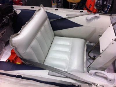 Ma-Sa Lenkkonsolenset für Schlauchboote inkl. Luftsitzbank für feste Böden *NO.2*