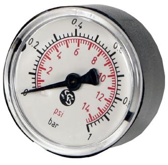 Grabner Manometer Luftpumpe
