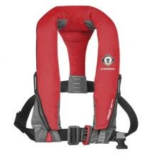 Crewsaver CrewFit 165N Sport Automatic, rot