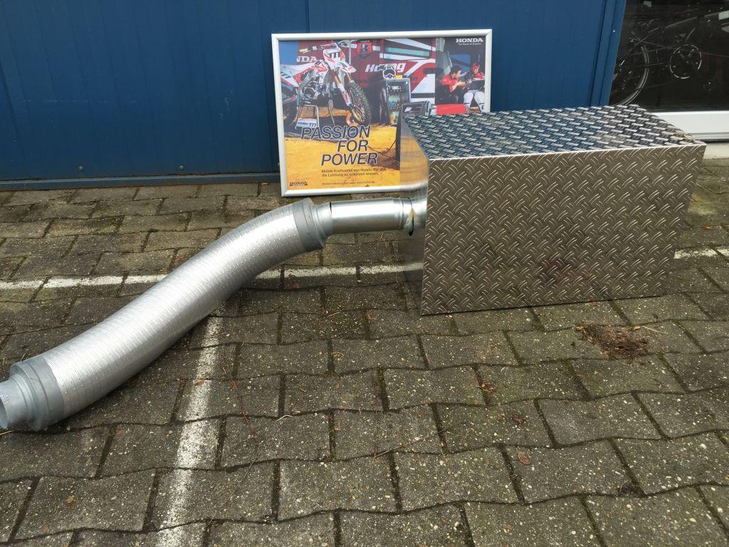 Atemberaubend Huber Silent System für Honda EU22i Generator #JW_36