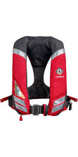 Crewsaver CrewFit 180N PRO Harness (mit Lifebelt) Rot