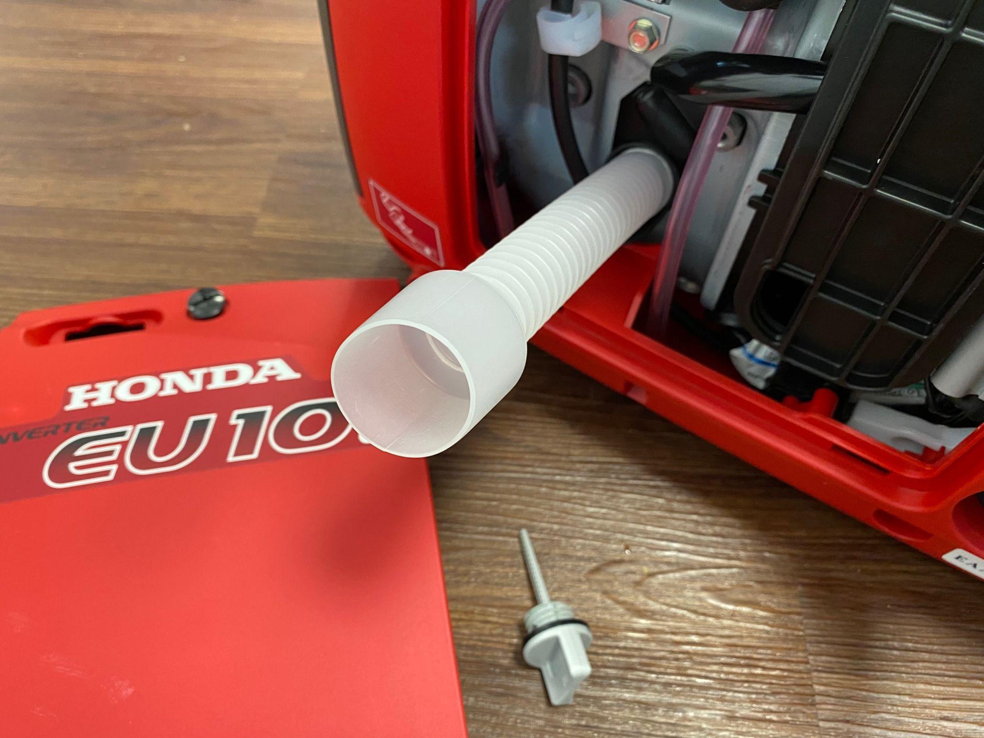 Ma-Sa Öl Einfüllstutzen für Honda EU 10i /EU20i und Eu22i