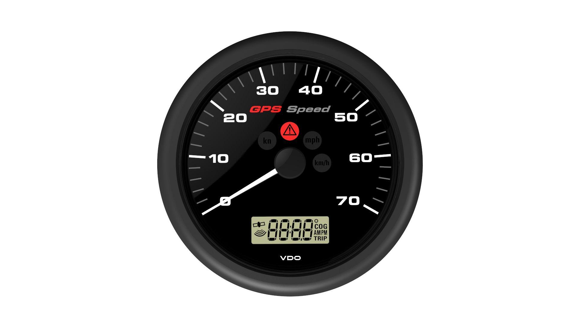 VDO GPS Speedometer